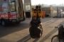 Niğde'de işçileri taşıyan minibüs takla attı: 13 yaralı