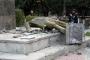 Kırım'da Lenin heykeli yıkıldı
