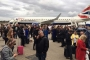 Londra'daki havalimanı kimyasal alarm nedeniyle boşaltıldı