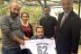 Felç olan gence Galatasaray-Dersimspor daveti