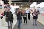 Frankfurt Kitap Fuarı'nda, Türkiye'de basın özgürlüğü eylemi