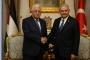Başbakan Yıldırım, Filistin Devlet Başkanı Abbas'la görüştü