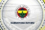 Fenerbahçe'den MİT ve Rasim Ozan Kütahyalı açıklaması