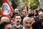 Eş başkanlara gözaltı, İstanbul'da protesto edildi