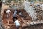Demre'de 4 oda mezar bulundu