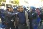 HDP'lilerin gözaltına alınmasını protesto edenlere gözaltı