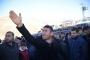 Siirt'te bakanı protesto eden 2 işçi yakını gözaltına alındı