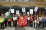 Demiryolu işçileri haklarını grevle kazandı