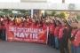 General Elektrik işçileri greve çıktı!