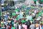 Dominik'te yolsuzluk eylemi: Hırsızlardan bıktık!