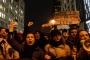 Trump'ın 'boru hattı' kararı protesto edildi