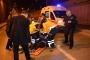 Alt geçide atlayan kadın ağır yaralandı