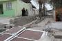 Samsat'taki depremde deprem konutları da yıkıldı