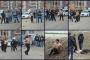 Diyarbakır'daki gencin kare kare vurulma anı
