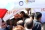 'Hayır' çadırına uğrayan Erdoğan'a eleştiri