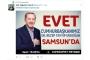 Erdoğan'ın Samsun mitingi için adeta seferberlik ilan edildi