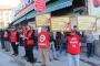 DİSK, Esenyurt'ta işçileri 'hayır' demeye çağırdı