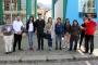 Fethiye'de mağaza çalışanları hakları için eylem yaptılar
