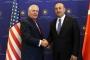 Çavuşoğlu ve Tillerson arasında 'güvenli bölge' karmaşası