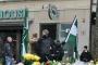 Stockholm'de Nazilerden ırkçı provokasyon