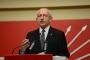 Referandum, CHP PM gündeminde özel başlıkla yer almadı