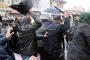 Uşak'ta YSK protestosuna polis saldırısı: 14 gözaltı
