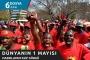 Afrika işçi sınıfı, kapitalistlere karşı örgütleniyor!