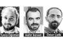 Tutuklu üç gazeteci için kampanya: #24EkimSosyalMedyaDavası