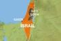 İsrail Gazze'yi bombaladı, Batı Şeria'da gözaltılar sürüyor