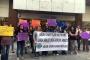 KESK'li kadınlar İzmir'de Şengül Karaca'yı sordu