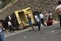 Marmaris'te tur midibüsü devrildi: 24 ölü, 10 yaralı