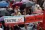 Brezilya'da on binler Temer'in istifasını istedi