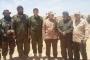 İranlı General Süleymani, Irak-Suriye sınırında
