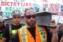 Kanada'da inşaat patronlarının imdadına OHAL yetişti!