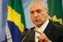 Brezilya halkının yüzde 97'si Başkan Temer'e karşı