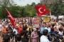 Maçka Parkı'nda 'Adalet Nöbeti' devam ediyor