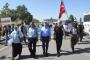 AKP kurucusu da 'Adalet yürüyüşü'nde: Mağduriyetlere hayır