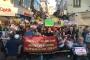 Açlık grevlerinin 100. gününde Nuriye ve Semih için eylem