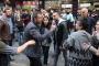 Açlık grevi eylemine saldırının adresi bu kez Karanfil Sokak