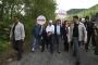 'Adalet yürüyüşü' 6. gününde devam ediyor