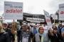 Adalet Yürüyüşü'nde 7'nci gün: Madenci aileleri katıldı