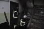 Adıyaman'da Suriyeli 25 kişinin kaldığı evde yangın çıktı