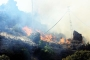 Bodrum'da yangın bölge halkını korkuttu