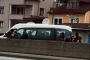 Adalet Yürüyüşü'ne siyah minibüsle saldırı girişimi iddiası