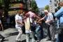 Yüksel Caddesi'nde polis 4 kişiyi darbederek gözaltına aldı