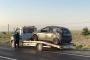 Otomobil şarampole uçtu: 1 ölü, 4 yaralı