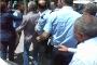 AKP'li Belediye Başkanı ve şoförü polise saldırdı