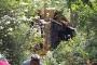 Çöp kamyonu yuvarlandı; 2 işçi hayatını kaybetti