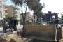 Denizli'de belediyenin ağaç sökme ısrarı