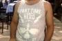 'Hero'dan sonra 'Part Time Hero' tişörtüne de gözaltı
